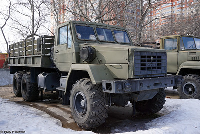 Museum of VDV Weapons and Military Equipment in Ryazan, Part 2 - Wheeled vehicles