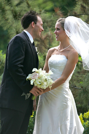 Sam and Carly Wedding