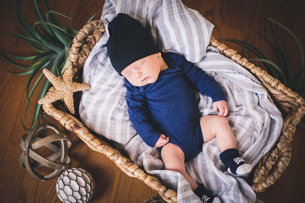 Wake Lee Mayo - Newborn Photos