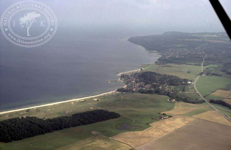 Kivik, Kumla to Stenshuvud, coastline (1985) | LH.0044