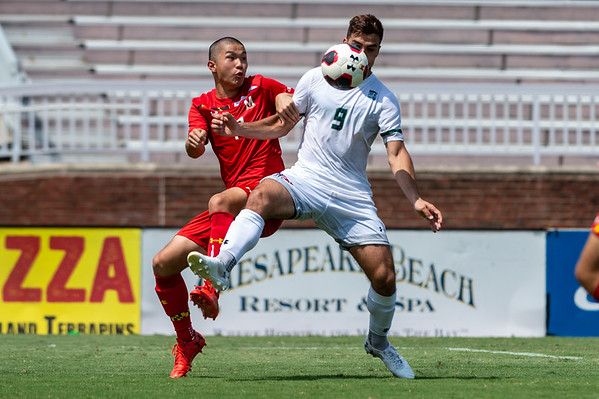 Loyola @ Maryland - Men's Soccer - 08.17.19