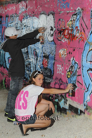 Graffiti.....and young Love