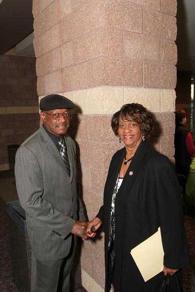 Seventh Annual Mayor's MLK  Breakfast Anderson SC 1-17-2014