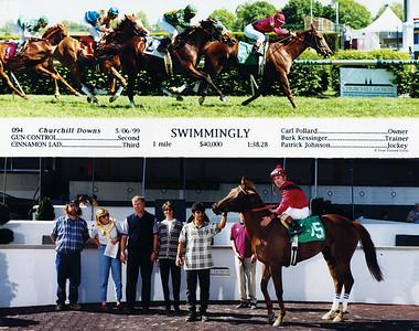 SWIMMINGLY - 5/06/1999