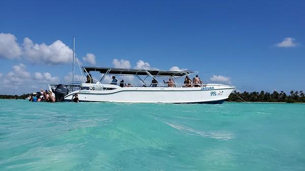 Caribbean Sea - Speedboat & Catamaran Cruise 2020