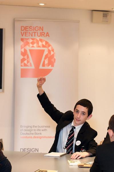 Design Ventura Launch Workshop 2012