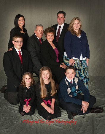 Sangberg Family