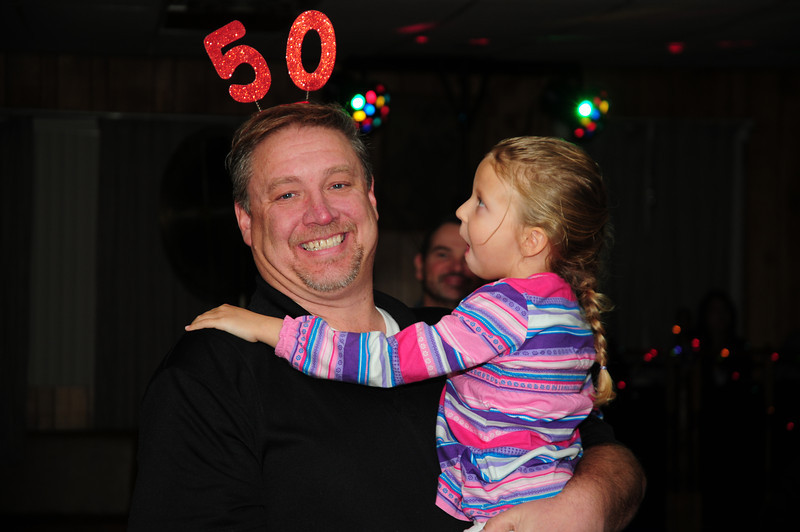 Brent's 50th B-day Party