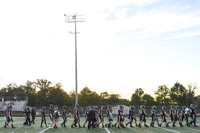 Football: Stone Bridge vs. Potomac Falls 9.28.18