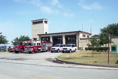 DYESS AIR FORCE BASE FD