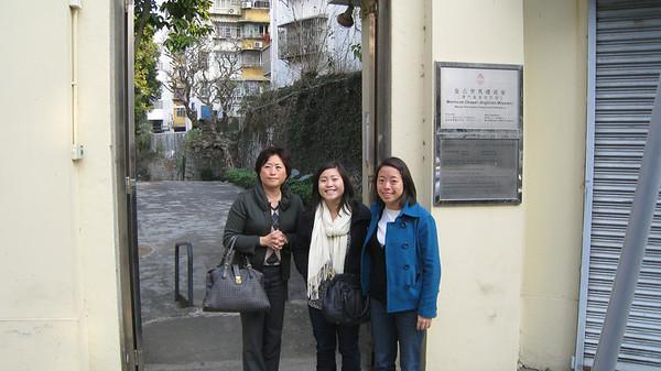 090112 Macau, HK  & Taipei