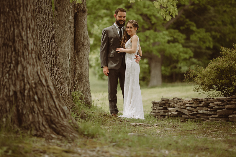 White Hollow Acres Summer Rustic Boho Barn Wedding Upstate New York 048.jpg