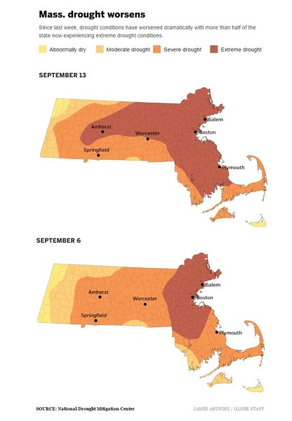 Mass. drought worsens