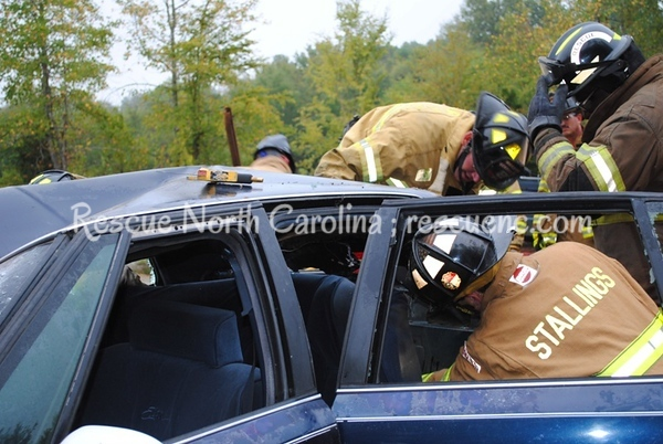 Beaver Lane VFD; Advanced Extrication