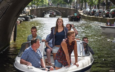 Amsterdam by Elize, 26-29 Aug 2016