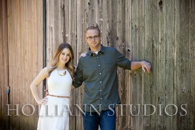 Jordan and Kayli Engagement