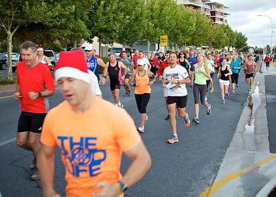 Fanatics Half Marathon 2014