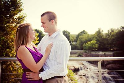 Rachel + Dan {Engaged}