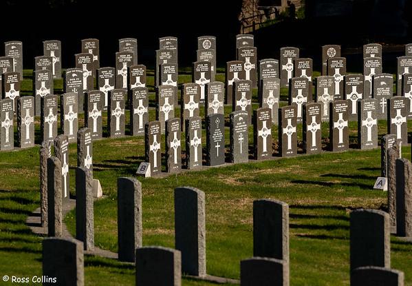 Karori Cemetery 2021