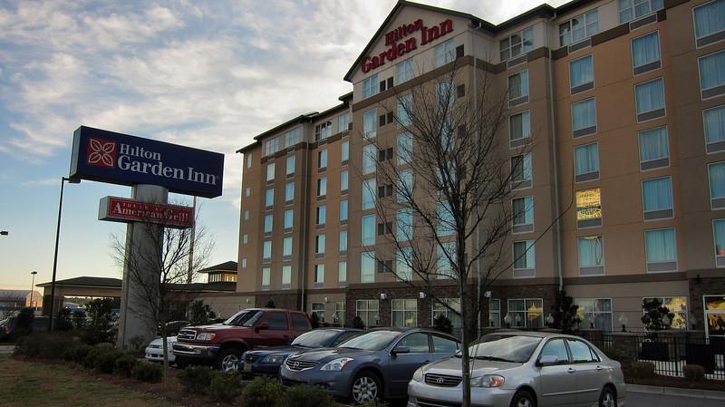 Hilton Garden Inn - Valdosta, Georgia