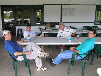 Raytheon Golf Scramble 2005
