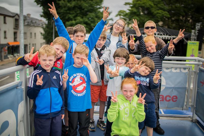 2015_08_11, IE, Ireland, Public Tours, Sligo, Sligo Town, Stephen Street Car Park