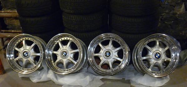 BMW OEM Style 19 Wheels