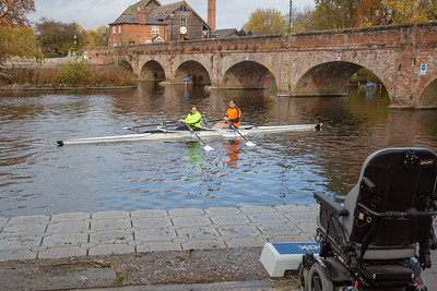 Adaptive Rowers