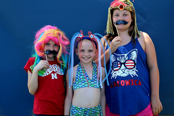 Photography: 4th of July Photo Booth