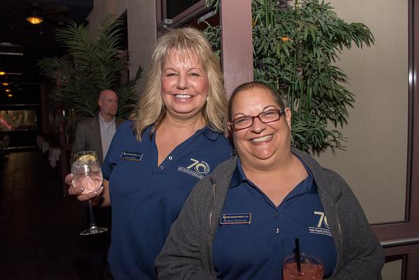 70th Anniversary BFS Industries @ Big Fin Seafood Kitchen, Orlando FL 1-24-16