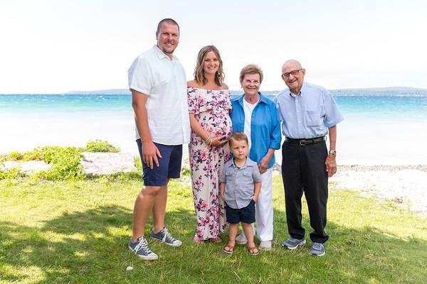 Petoskey Northern Michigan family photography Sherry