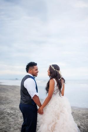 Drew & Crystal Wed