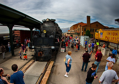 2014 Big Boy Train (Ogden,UT)