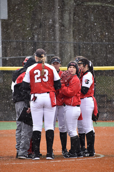 Softball vs. Canisius