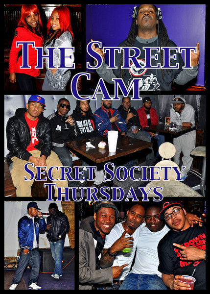 The Street Cam: Secret Society Thursdays (2/3)