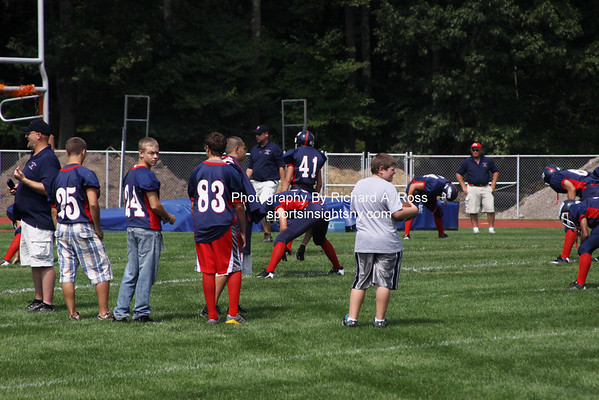 T-V vs SW Football