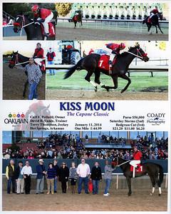 KISS MOON - 1/11/2014