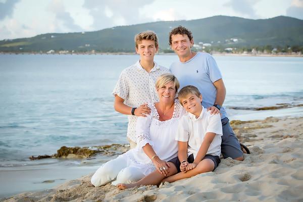 The Odom Family