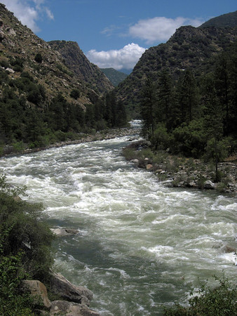 North Fork Kings River - May 28, 2011