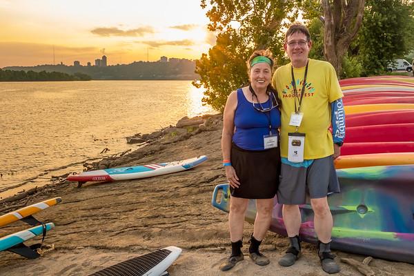 2018 Ohio River Paddlefest