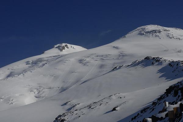 Mt. Elbrus June 9-23, 2009