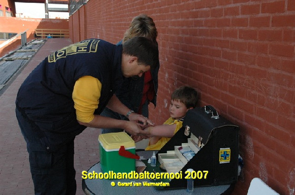 20070421 Schoolhandbaloernooi 2007