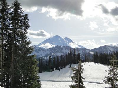 Mt Rainier East Loop Ride 06/07/14