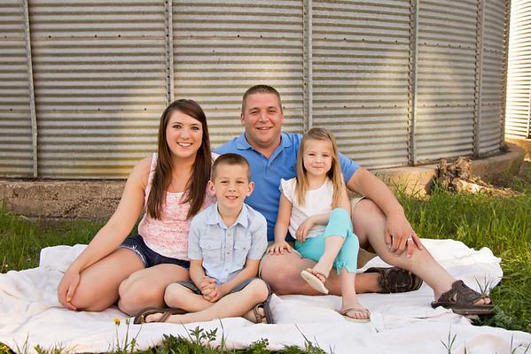 Hammel Family  | May 2014