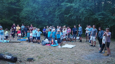 Camp NORR 2018 - 15 - Last Koster & Camp Closing