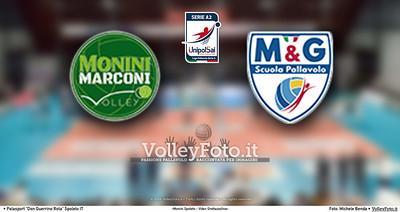 Monini Spoleto - Videx Grottazzolina #A2Mvolley