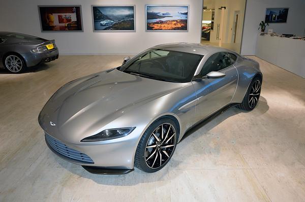 007 Cars at JCT600