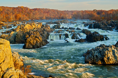 Great Falls Virginia and Maryland