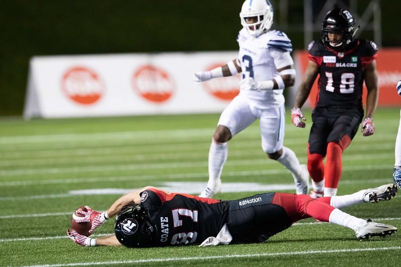 CFL 2018: Argonauts vs Redblacks  NOV 02