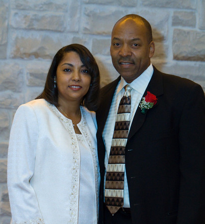 Kevin and Toyna Taylor